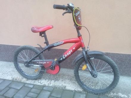 Велосипед детский Спорт Спринтер 18