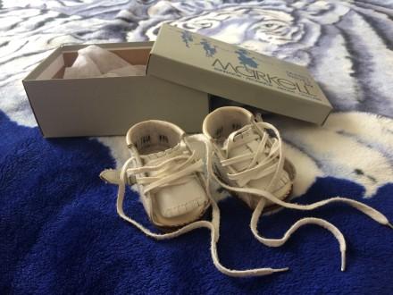 Продам брейсы, ботиночки американской марки Маркелл для лечения косолапости по м. Борисполь, Киевская область. фото 2
