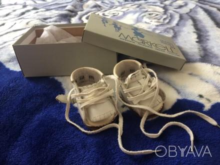 Продам брейсы, ботиночки американской марки Маркелл для лечения косолапости по м. Борисполь, Киевская область. фото 1