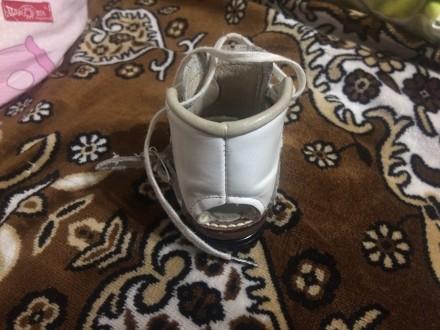 Продам брейсы, ботиночки американской марки Маркелл для лечения косолапости по м. Борисполь, Киевская область. фото 10