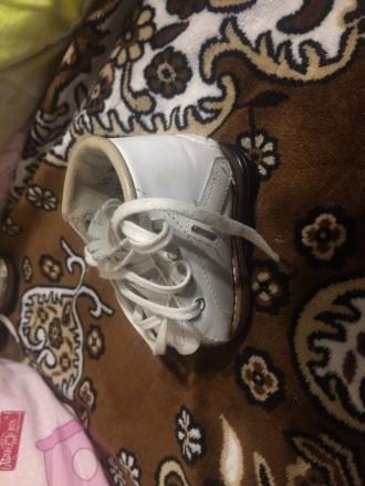 Продам брейсы, ботиночки американской марки Маркелл для лечения косолапости по м. Борисполь, Киевская область. фото 4