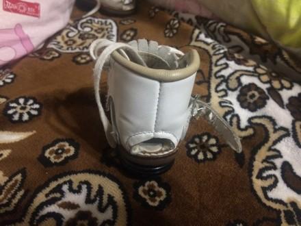 Продам брейсы, ботиночки американской марки Маркелл для лечения косолапости по м. Борисполь, Киевская область. фото 5