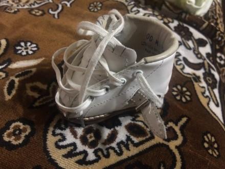 Продам брейсы, ботиночки американской марки Маркелл для лечения косолапости по м. Борисполь, Киевская область. фото 8