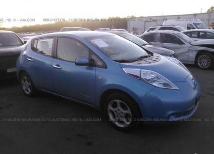 2012 Nissan Leaf из США. Киев. фото 1
