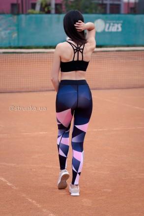 Спортивні лосіни, штани для спорту, легінси, леггинсы, фітнес одяг. Ивано-Франковск. фото 1