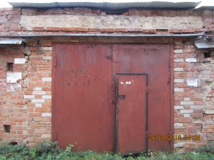 Продам кирпичный гараж в кооперативе