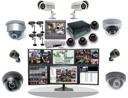 Системы охранной и пожарной сигнализации. Системы видеонаблюдения.. Одесса. фото 1
