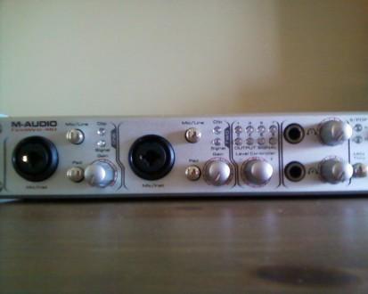 M-Audio Firewire 410 FireWire 410 — это компактное FireWire-совместимое устройс. Киев, Киевская область. фото 3