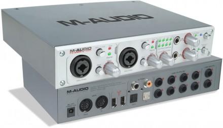 M-Audio Firewire 410 FireWire 410 — это компактное FireWire-совместимое устройс. Киев, Киевская область. фото 2