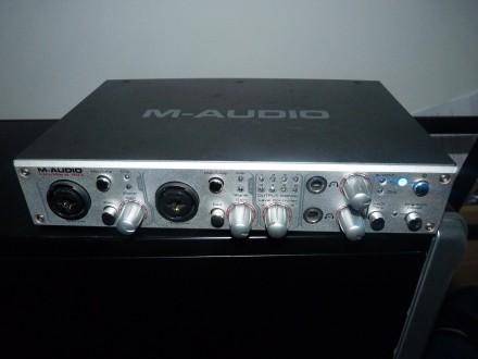 M-Audio Firewire 410 FireWire 410 — это компактное FireWire-совместимое устройс. Киев, Киевская область. фото 4
