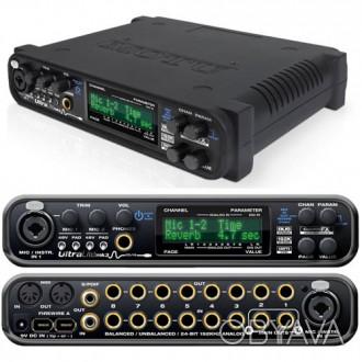 Motu Ultralite MK3 Это самый компактный FireWire аудиоинтерфейсов MOTU, удобный. Киев, Киевская область. фото 1
