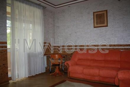 Сдается на длительный срок двухкомнатная квартира (56 кв. м.), 2 этаж 5-ти этажн. Печерск, Киев, Киевская область. фото 10