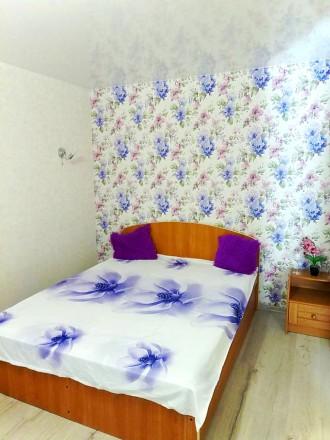 почасово 1 комнатная квартира на Черемушках. Одесса. фото 1