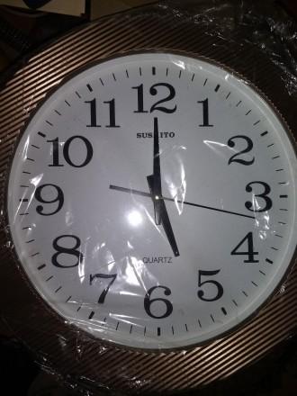 Часы настенные кварцевые. Запоріжжя. фото 1