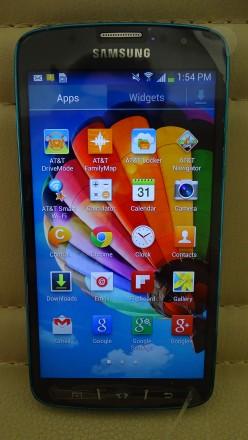 Продам Samsung S4 active синий, полностью разблокированный, в хорошем состоянии,. Днепр, Днепропетровская область. фото 3