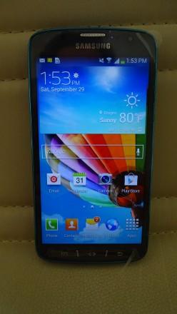 Продам Samsung S4 active синий, полностью разблокированный, в хорошем состоянии,. Днепр, Днепропетровская область. фото 2