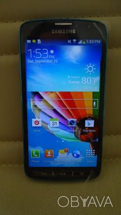 Продам Samsung S4 active синий, полностью разблокированный, в хорошем состоянии,. Днепр, Днепропетровская область. фото 1