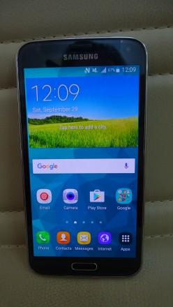 Продам Samsung S5 черный, полностью разблокированный, в отличном состоянии, полн. Днепр, Днепропетровская область. фото 3