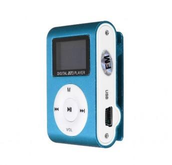 MP3 плеер с экраном+радио. Чернігів. фото 1