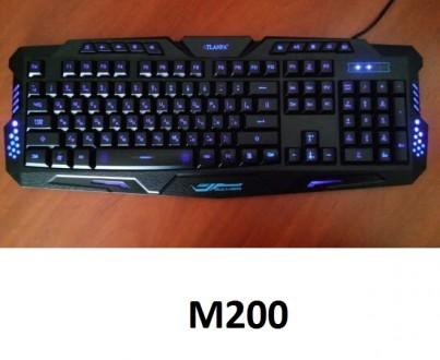Клавиатура профессиональная M200. Чернигов. фото 1