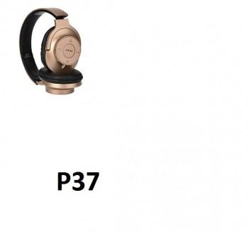 Bluetooth наушники P37. Чернигов. фото 1