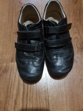 Продам туфли 31р кожа. Мариуполь. фото 1