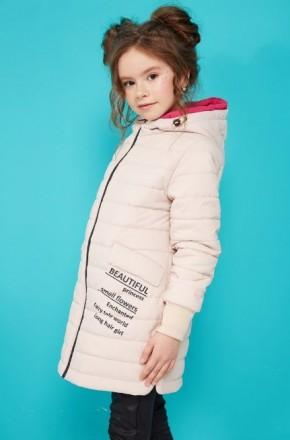 NUI VERY. Осінь-2018. Куртка для дівчинки.Тріксі. Полтава. фото 1