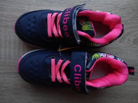 Детские кроссовки для девочек (26-31). Николаев. фото 1