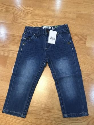 Нові, стильні дитячі джинси. Киверцы. фото 1