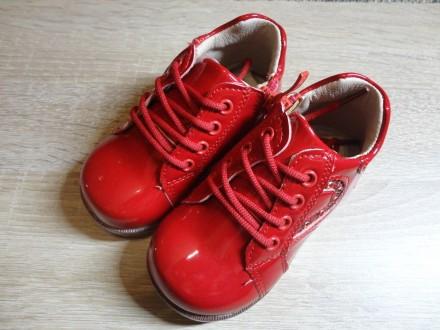 Детские ботиночки для девочек Apawwa (19-24). Николаев. фото 1