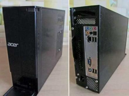 Компьютер AMD 1.5 / 2Gb DDR3 / 80Gb HDD быстрый, компактный.. Сватовo. фото 1