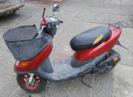 Скутер Honda Dio состояние видно на фото. Всё исправно. Ездит. Звоните: +38 06. Сватовo, Луганская область. фото 4