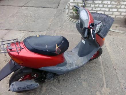 Скутер Honda Dio в рабочем состоянии. Сватовo. фото 1