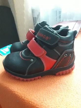 Ботинки на мальчика. Светловодск. фото 1