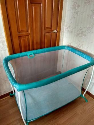 Продам детский манеж. Чернигов. фото 1