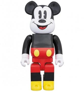 Bearbrick - Mickey Mouse (Микки Маус) / Minnie Mouse (Минни Маус). Первомайск. фото 1