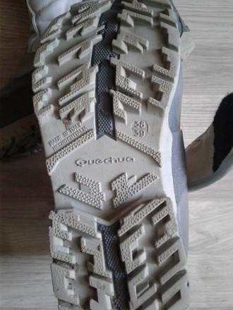 Зимові чобітки для дівчинки дуже міцний низ всередині штучне хутро міцна защіпка. Стрый, Львовская область. фото 7