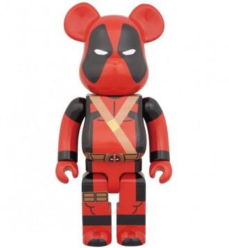 Bearbrick - Deadpool (Дэдпул). Первомайск. фото 1