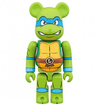 Bearbrick - Leonardo (Леонардо) / Raphael (Рафаэль). Первомайск. фото 1
