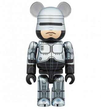 Bearbrick - Robocop (Робокоп). Первомайск. фото 1
