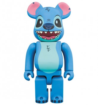 Bearbrick - Stitch (Стич). Первомайск. фото 1