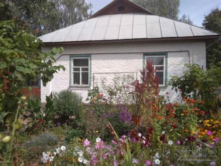 Капитальный кипичный дом в г. Городня. Городня. фото 1