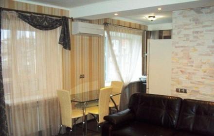 Квартира после дизайнерского ремонта, современная мебель, спальный гарнитур, 2 ш. Киев, Киевская область. фото 3