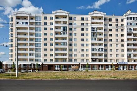 Общая площадь 2-комнатной квартиры - 60 кв.м  - комнаты раздельные;  - с кухни. Масаны, Чернигов, Черниговская область. фото 2