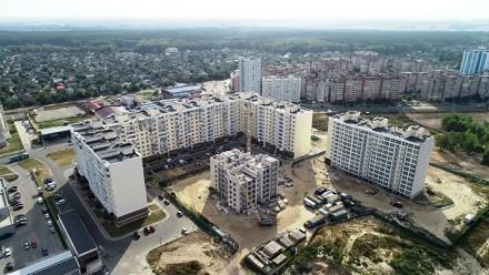 Общая площадь 2-комнатной квартиры - 60 кв.м  - комнаты раздельные;  - с кухни. Масаны, Чернигов, Черниговская область. фото 4