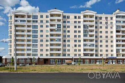 Общая площадь 2-комнатной квартиры - 60 кв.м  - комнаты раздельные;  - с кухни. Масаны, Чернигов, Черниговская область. фото 1