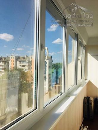 Четырёхкомнатная квартира с ремонтом и красивым видом. Чернигов. фото 1