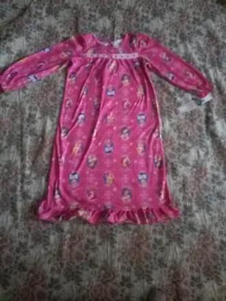 Красивая ночная рубашка для девочки США Дисней. Одеса. фото 1