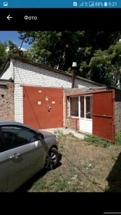 Автокооператив 46.  гараж - 80 м2.  покрасочная 25 м2. подбор красок 10м2 под с. Чернигов, Черниговская область. фото 3