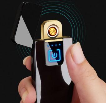 Подарункова запальничка USB / Подарочная зажигалка USB Отправка товара в день з. Николаев, Николаевская область. фото 2